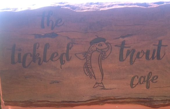 The Tickled Trout Cafe